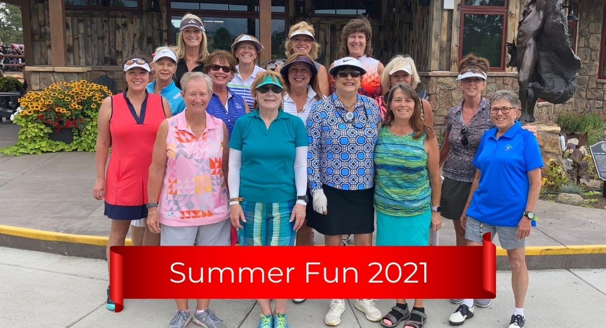 PPWG Members Summer of 2021 at Bear Dance Golf Course